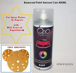 Land Rover BLACK Car Spray Paint Professional Touch Up Aerosol Lacquer Primer