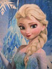 ELSA~FROZEN~Sleeveless~TANK TOP + CAPE~TEE~NWT~Disney Parks Authentic~2014