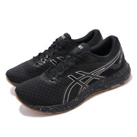 Asics Gel-Excite 6 Winterized Black Putty Gun Men Running Shoes 1011A626-001