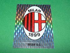 N°439 BADGE MILAN AC PANINI FOOT 98 FOOTBALL 1997-1998