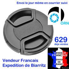 52 mm Bouchon couvre Objectif Photo de Marque DÖRN pour CANON SONY PENTAX NIKON