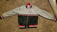 "Vintage Bell Helmet Aerostar Windbreaker Nylon Jacket  Racing"" TOPTEX XL RARE"