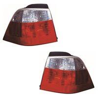 para BMW Serie 5 E61 Familiar 4/2004-6/2007 EXTERIOR LUCES TRASERAS Par de luces