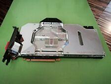 MSI GeForce GTX 1070 Gaming X 8G  with phanteks water block