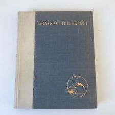 GRASS OF THE DESERT Ralph Radcliffe-Whitehead HARDCOVER BOOK Antique 1892 London