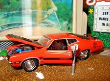 1970 FORD TORINO G/T SCJ TWISTER SPECIAL LIMITED EDITION 1/64 M2 1970'S MUSCLE