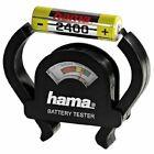hama   Akku-/ Batterie-Tester / Battery tester   NEU&OVP