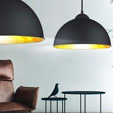 Plafonnier LED salle à manger LUMINAIRE PLAFOND USINE suspendu éclairage Or Noir