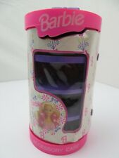Vintage Barbie Round Accessory Carrying Case 1993