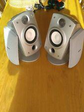 New listing Pair of Sony Ss-La300Ed Studio Desktop Speakers Ultimate Luxury Audio Systems