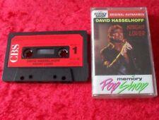 MC David Hasselhoff - Knight Lover - Musikkassette Cassette