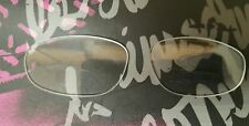 Oakley RX Mag Four Clear Lens Display RARE (Switch Romeo Juliet OTT Bob Medusa)