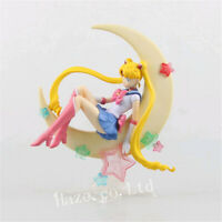 Anime Sailor Moon Usagi Tsukino 6'' PVC Figure Model Toy New