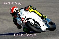 Marco Simoncelli San Carlo Honda Gresini Moto GP Sepang Test 2009 Photograph 2