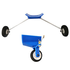 Steerable Tricycle Front Landing Gear w/Tail Wheel for Sky Surfer X8 RC Glider A