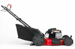 """Snapper 22"""" 3-N-1 High Wheel Self-Propelled Mower with Briggs and Stratton Engin"""