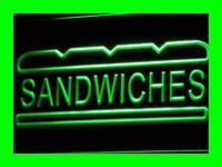 i413-g Sandwiches Cafe Shop Bar Pub NEW Neon Light Sign