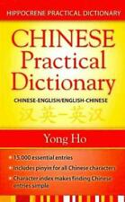 CHINESE-ENGLISH/ENGLISH-CHINESE PRACTICAL DICTIONARY - HO, YONG - NEW PAPERBACK