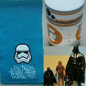 Star Wars Figures Darth Vader Talking Light Scarf +++ Bundle Star Wars Job Lot