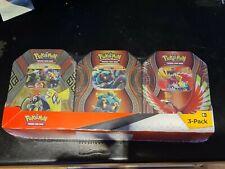 More details for pokémon mysterious powers tin set - ho-oh, marshadow, tapu koko gx