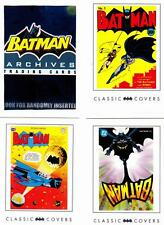 Batman The Legend 63 card base set 5 wrappers