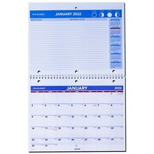 2022 At A Glance Pm170 28 Monthly Desk Wall Calendar 11 X 8 12