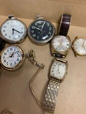 LOT OF VARIOUS DIFFERENT WATCHES BANDS ALL BRANDS LOT 6