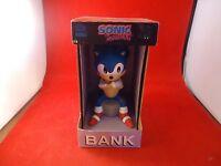 Sonic the Hedgehog Piggy Coin Bank Retro 1994 Sega Genesis BRAND NEW in Box