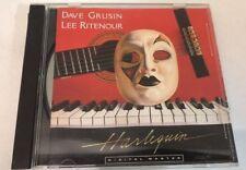 Harlequin Dave Grusin / Lee Ritenour (CD) Very Good