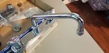 Briggs Plumbing Products 822 Sayco Two Handle Kitchen Faucet Chrome