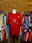 Manchester United Football Shirt 2002/03 XL