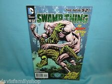 Swamp Thing #10 DC New 52 Comic Comics Very Good/Fine Condition