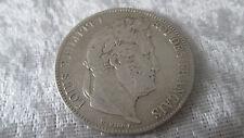 Monnaie ECU 5 francs louis philippe 1834 A / belle pièce