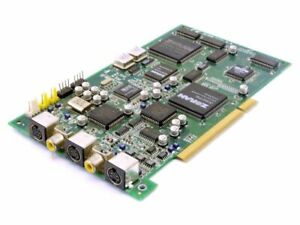 Pinnacle Systems Miro DC30D 601601 4.0 Video-In / Out PCI Multimedia Capture