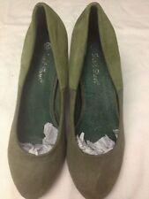 Sweet Decolté - scarpe da donna - colore verde - tacco 8,5 cm - n° 38 - USATE
