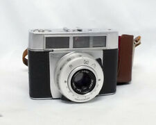 Zeiss Ikon Symbotica Carl Zeiss Tessar 50mm 1:2.8 35mm Film Camera Lens