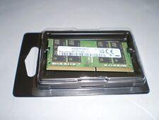 Samsung 32GB DDR4-2666 SODIMM 260-pin Notebook Memory M471A4G43MB1-CTDD0