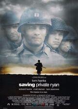Poster A3 Salvar Al Soldado Ryan Tom Hanks / Saving Private Ryan 01