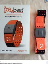 OTF heart rate monitor, used for six months, includes arm/wrist band and charger
