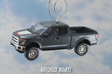 '15 Ford F150 Crew Cab Ext Pickup Christmas Ornament 1/64 FX4 Off Road 4x4 F-150