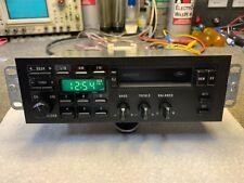 87-91 OEM Ford AM FM Stereo Radio Cassette F Series Truck 1987 1988 1999 1990