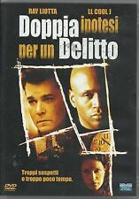Doppia ipotesi per un delitto (2005) DVD