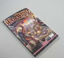 Original Handbuch Anleitung Manual zu Warwind War Wind 1 in Deutsch PC