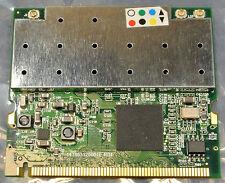 Atheros AR9160 DUAL BAND Mini PCI 802.11n Wi-Fi Card Wireless a/b/g/n