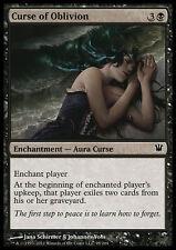 4x Maledizione dell'Oblio - Curse of Oblivion MTG MAGIC Innistrad Ita