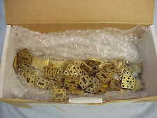 """Lot of 288 NEW WR51 Flange Waveguides 15 to 22 GHz, 0.15"""" Thick"""