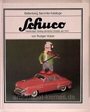 Schuco Vollständiger Katalog sämtlicher Modelle seit 1912