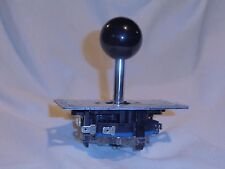 New Adjustable 2/4/8 Way Arcade Joystick with BLACK Ball Handle long shaft