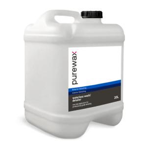 Waterless Wash / Detailer 20 Litres