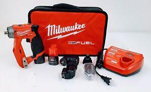 Milwaukee 2505-22 M12 Fuel  Installation Drill/Driver Kit